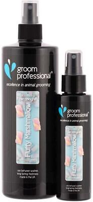 £6.20 • Buy GROOM PROFESSIONAL Fluffy Marshmallows Pet Cologne 100ml
