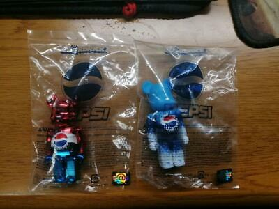 $136.62 • Buy {Rare} LIMITED!! 2011 PEPSI Set 100% Bearbrick Be@rbrick Figure Japan 9
