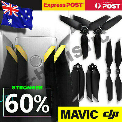 AU15.95 • Buy For DJI Mavic Air 2 Pro Platinum FPV Propellers Low Noise Blades Foldable Props