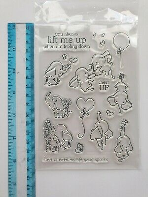 £13.50 • Buy Elephant Stamp And Die Set - Up And Away