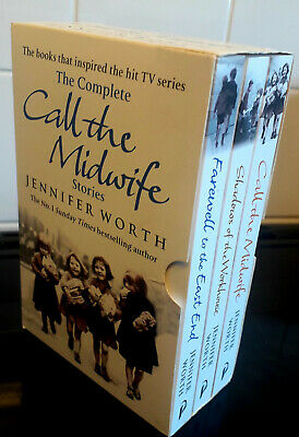 The Complete 'Call The Midwife' Stories - Boxed Set, Very Good Condition Book, J • 10£