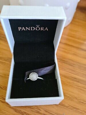AU40 • Buy Pandora Sterling Silver Ring Size 54