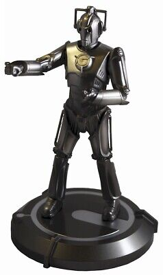 £29.99 • Buy Doctor Who Figure Cyberman Metal Die-Cast Collectible RARE NEW OLD STOCK