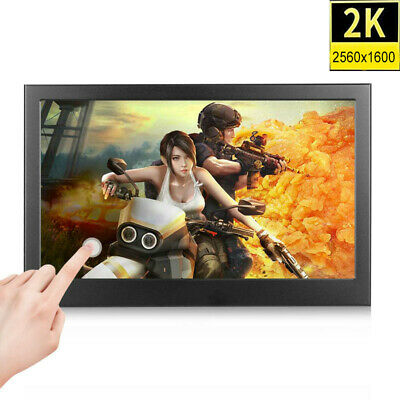 £66.56 • Buy 10,1  Touchscreen Tragbarer Gaming Monitor LCD Display 13,3-Zoll-Tablet Monitor