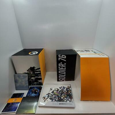 AU110.33 • Buy Overwatch Collectors Edition Box PC Windows Video Game *No Statue*