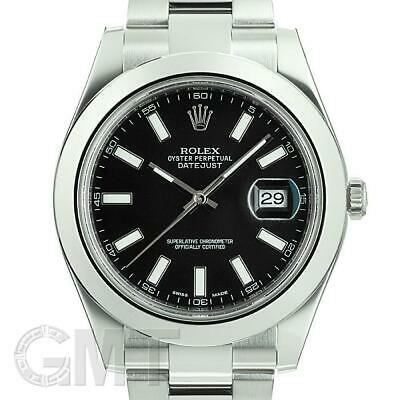 $ CDN10189.25 • Buy ROLEX Datejust II 116300 Black 41MM Automatic