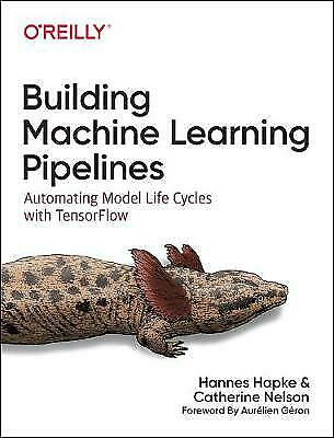 Building Machine Learning Pipelines - 9781492053194 • 34.62£