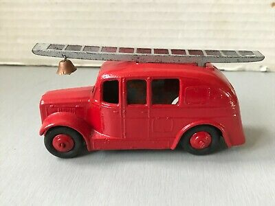 £12.75 • Buy Dinky 250 Streamlined Fire Engine, From 1948 - 1954, No Number On Tinplate Base
