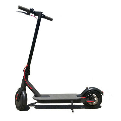 AU489 • Buy Electric Scooter Portable Foldable Commuter Bike 350W Brushless Motor Black