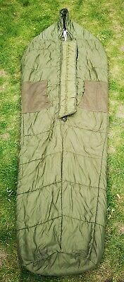 $48.63 • Buy British Army ARCTIC Sleeping Bag Military Issue Bag Cold Weather, LARGE
