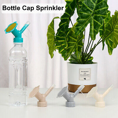 £2.75 • Buy Mini Bottle Cap Sprinkler Nozzle Plastic Watering Can Spout Plant Watering Can.
