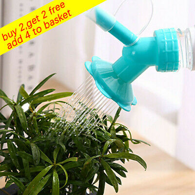 £3.19 • Buy Mini Bottle Cap Sprinkler Nozzle Plastic Watering Can Spout Plant Watering Can`