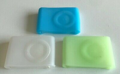 £2.50 • Buy Apple IPod Shuffle 2nd Gen Silicone Cases  X 3