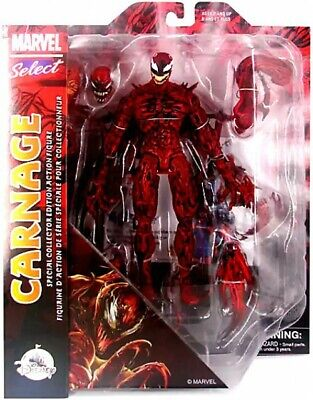 £28.39 • Buy Marvel Select Carnage Action Figure [Collector Edition]