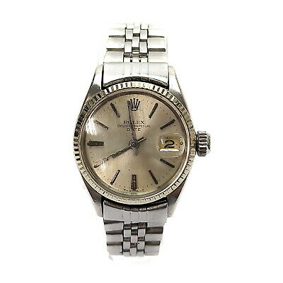 AU665.85 • Buy Rolex Watch  6517 Oyster Perpetual Date 18K Bezel No Issue To Use 1808405