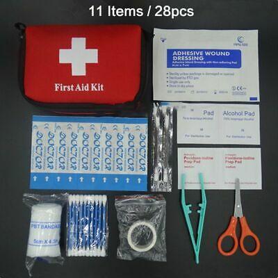 $ CDN7.16 • Buy For Zip Stitch First Aid Kit Medical Survival Portable Bag Home Emergency Travel