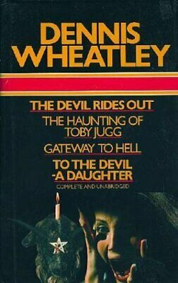 £9.76 • Buy The Devil Rides Out-Dennis Wheatley