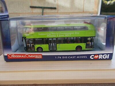 £39.50 • Buy Om46625a-wrightbus New Rt-stagecoach London-supporting World Environment Day
