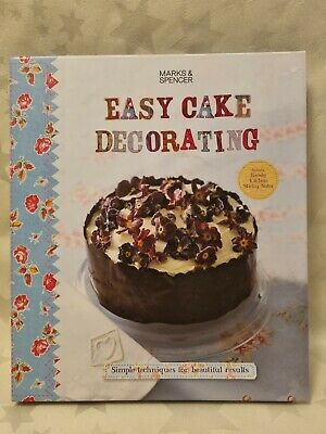 Easy Cake Decorating - Hardback Book  • 5£