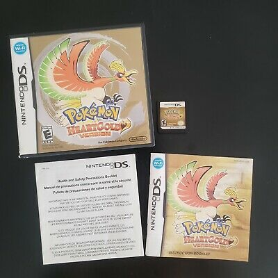 $249.99 • Buy Pokemon: HeartGold Version (Nintendo DS, 2010) TESTED - 100% AUTHENTIC ✅