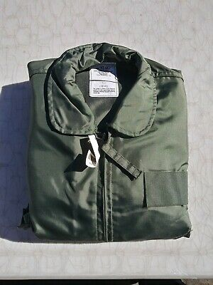 $ CDN361.78 • Buy Military Surplus CWU-36/P Aramid Large Flight Jacket MFG Propper Inter. - 2001