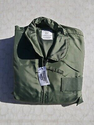 $ CDN361.78 • Buy Military Surplus CWU-36/P Aramid Large Flight Jacket MFG Valley Apparel - 2001