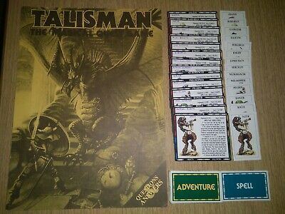 £24.99 • Buy TALISMAN EXPANSION SET For TALISMAN 1ST & 2ND EDITION RARE OOP