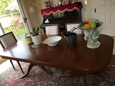 AU350 • Buy Dining Set Table + 6 Chairs