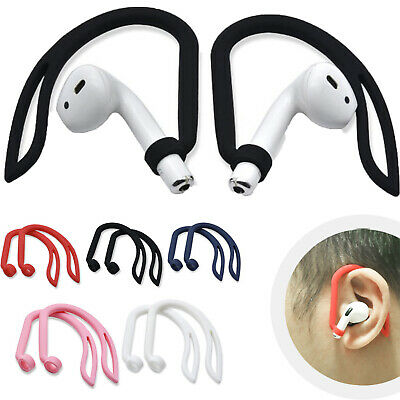 $ CDN8.50 • Buy Silicone Ear Hook Loop Clips For AirPods 1 2 Pro Bluetooth Earphone Accessories