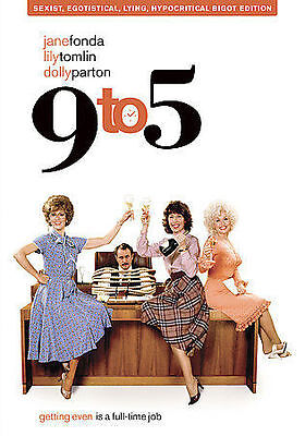 AU9.65 • Buy 9 TO 5 (DVD, 2006, Sexist, Egotistical. Edition; Widescreen) NEW