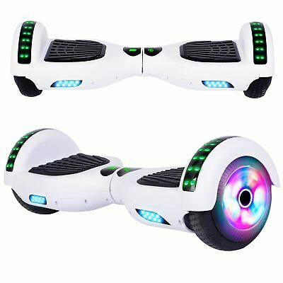 $ CDN89.76 • Buy SISIGAD Hoverboard 6.5  Two-Wheel Self Balancing Hoverboard Electric Scooter Wit