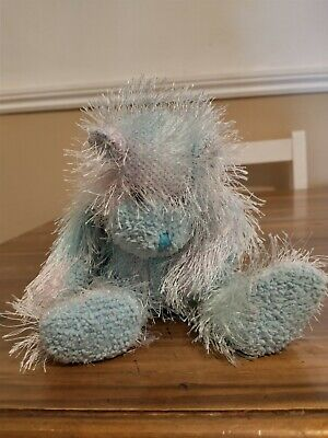£4.99 • Buy Ty The Punkies Collection Blue Bear Good Condition