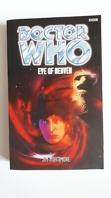 DOCTOR WHO: Eye Of Heaven Book (BBC Novels, Jim Mortimore, 1st Edition) • 5£