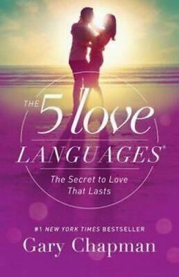 AU10.23 • Buy The 5 Love Languages: The Secret To Love That Lasts - Paperback - GOOD