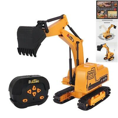 RC Truck Excavator Construction Digger Wireless Bulldozer Remote Control • 16.98£