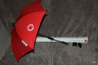 £38.95 • Buy Brand New Bugaboo Red Universal Parasol Suits All Models Discontinued Colour