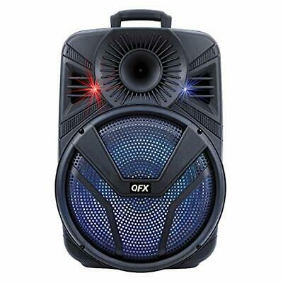 $ CDN230.62 • Buy QFX PBX-615 15  Bluetooth Rechargeable Speaker With LED Lights 2021 Model