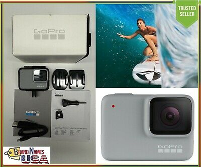 $ CDN241.42 • Buy GoPro HERO7 White - Waterproof Digital Action Camera W/ Touch Screen 1080p FHD V