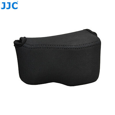 AU17.81 • Buy Camera Pouch Case Bag For Sony A6500 A6400 A6300 A6000 A5100 A5000 +16-50mm Lens