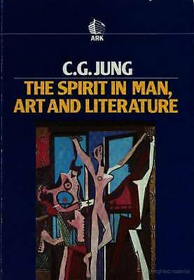 (Good)-The Spirit In Man, Art And Literature (Paperback)-C.G. Jung-0744800080 • 5.23£