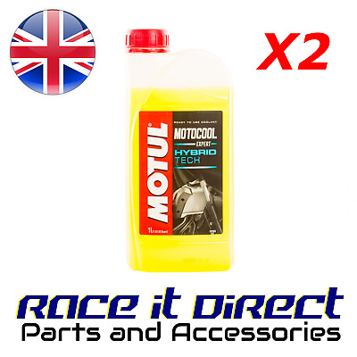 £18.95 • Buy Motul Coolant 2 Litres Anti Freeze For BMW R 1250 GS, RS, R, RT 2019-2020