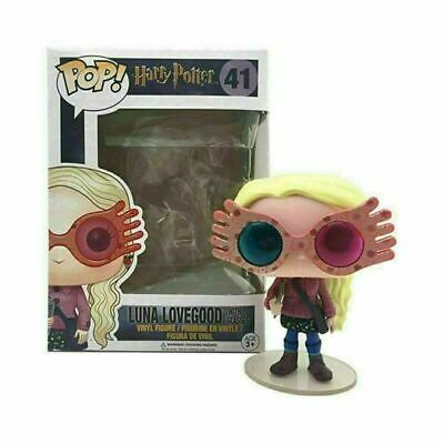 Funko POP!Harry Potter 41# Luna Lovegood Action Figures Exclusive Collection Toy • 9.99£