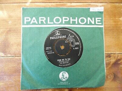£4 • Buy From Me To You - The Beatles - 1963