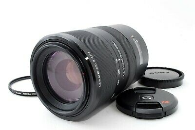 AU489.41 • Buy Sony SAL70300G 70-300mm F/4.5-5.6 SSM A Mount Lens From Japan [Exc+++++] #777708