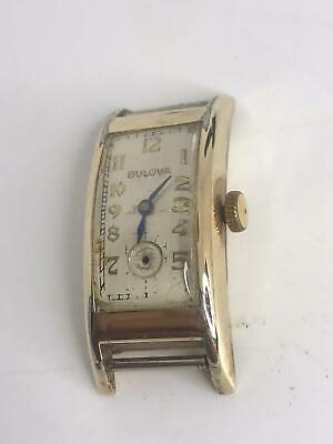 £97.72 • Buy Old Vintage U.s.a Bulova Watch Co. 21 J 7 Ap With Memory From 25.12.40 R.0959220