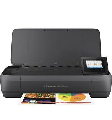 AU290 • Buy HP OfficeJet 250 Mobile All-In-One Printer