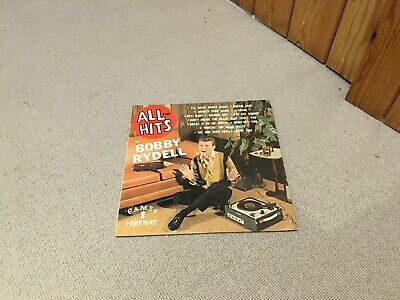 £2.99 • Buy Bobby Rydell - All The Hits Vinyl LP Cameo-Parkway C 1019 Rock N Roll Pop 1962