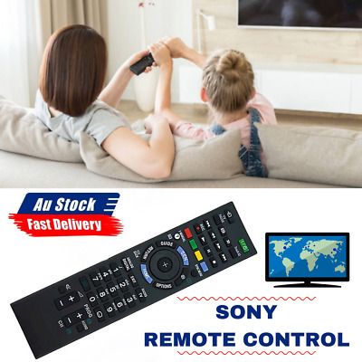 AU12.69 • Buy 1x Replacement Universal Remote Control For SONY TV Bravia 4k Ultra HD Au Stock