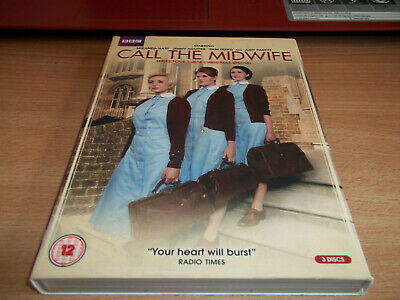 £1.25 • Buy Call The Midwife Series Four & Christmas Special  - Miranda Hart - Region 2 DVD