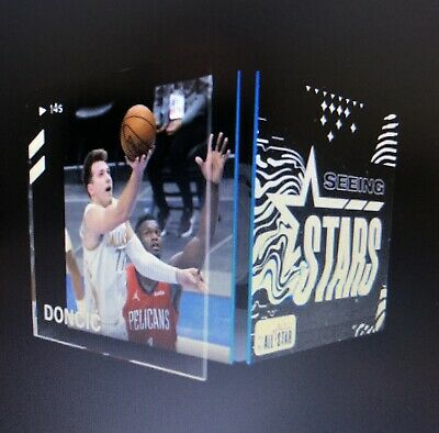 $349.99 • Buy NBA Top Shot Luka Doncic NFT Digital Layup Seeing Stars Series 2 #5802/10000